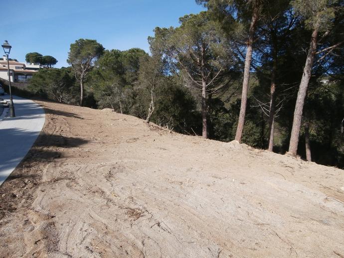 Foto 3 de Terreno Urbanizable en Urb.El Mirador De Llavaneres / Sant Andreu de Llavaneres
