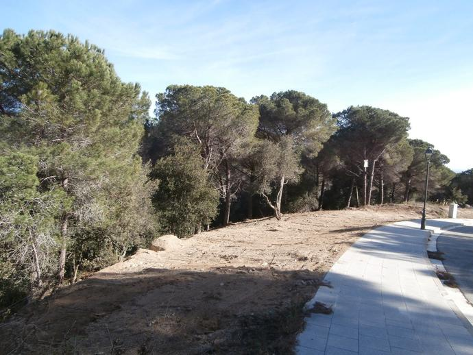 Foto 5 de Terreno Urbanizable en Urb.El Mirador De Llavaneres / Sant Andreu de Llavaneres