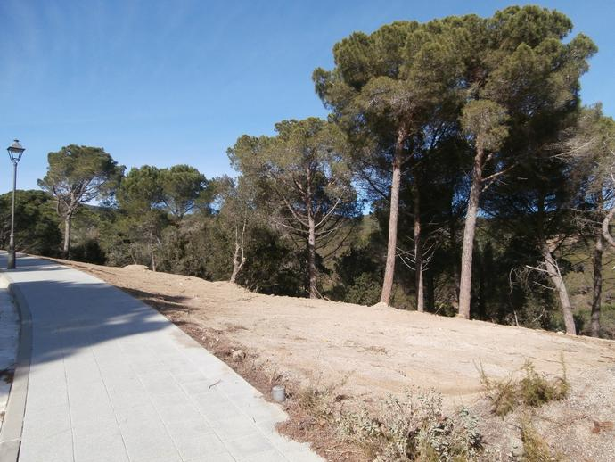 Foto 4 de Terreno Urbanizable en Urb.El Mirador De Llavaneres / Sant Andreu de Llavaneres