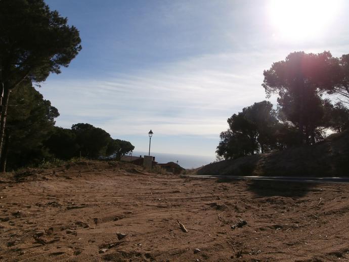 Foto 1 de Terreno Urbanizable en Urb.El Mirador De Llavaneres / Sant Andreu de Llavaneres