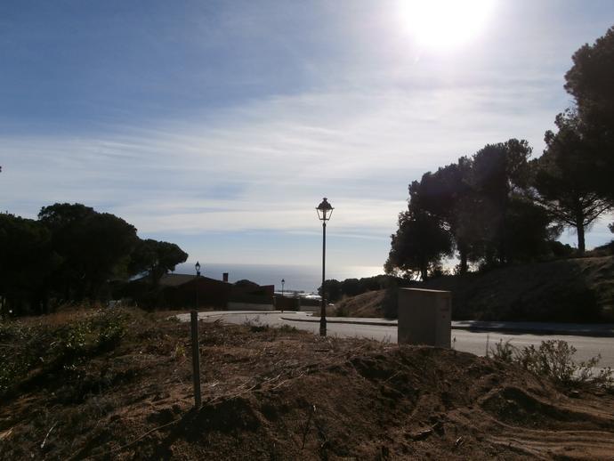 Foto 2 de Terreno Urbanizable en Urb.El Mirador De Llavaneres / Sant Andreu de Llavaneres
