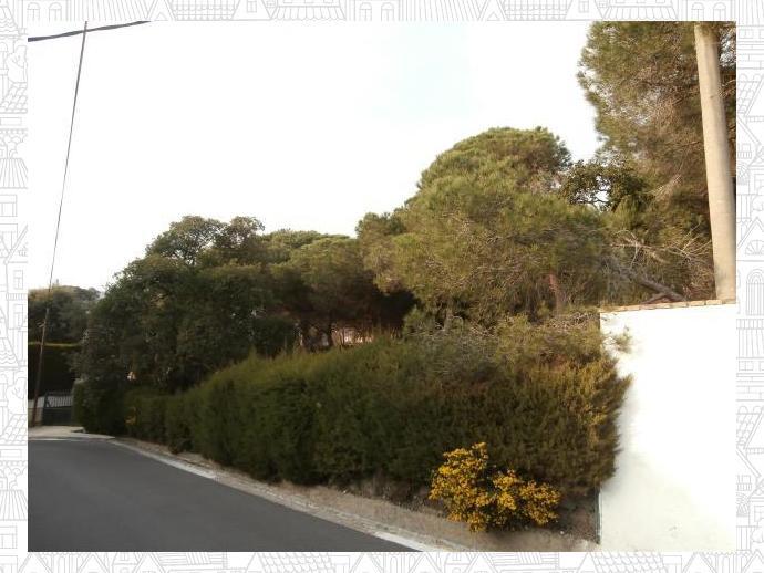 Foto 1 de Terreno Residencial en  Era Vella / Cabrils