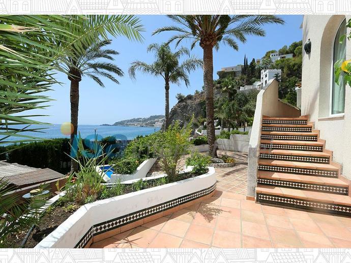 c4fce851489d1 ... Foto 16 de Chalet en Paseo Cotobro Villa Primera Linea De Playa    Velilla - Taramay ...