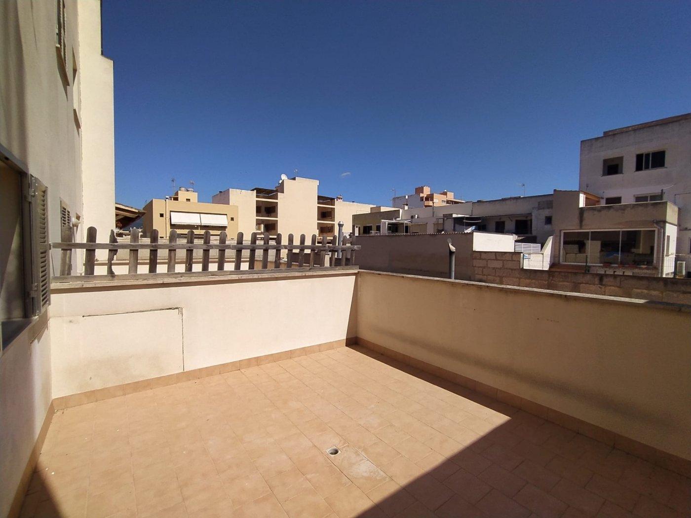 Miete Etagenwohnung  Carrer de la justícia. Alquiler de piso  con terraza en inca, zona cristo rey.