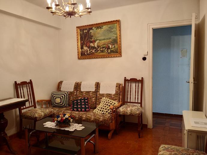 Foto 2 de Piso en Calle Borja, 45 Barrio de Delicias