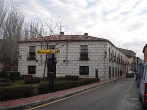 Garaje en Alquiler en Cardenal Cisneros, 30 / Casco histórico