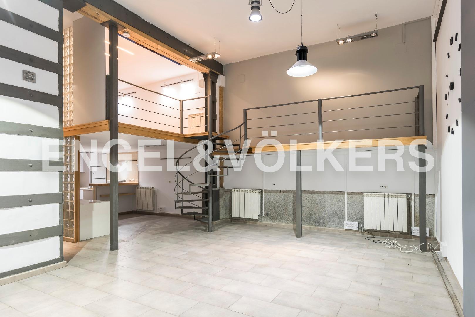 Alquiler Piso  Calle alfonso xii. Moderno loft en el retiro
