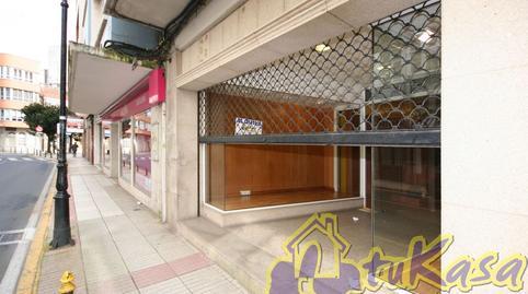 Foto 2 de Local de alquiler en Avenida Barrié de la Maza, 12 Sada (A Coruña), A Coruña