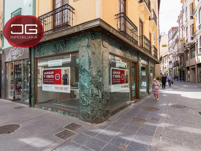 Foto 1 de Edificio en Calle Mesones Centro - Sagrario