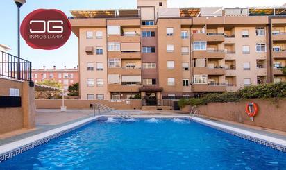 Pisos en venta con piscina en Avda. Federico Garcia Lorca - Nueva Estación Autobuses, Granada Capital