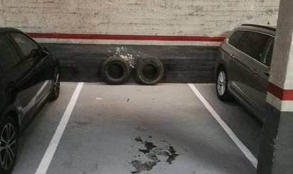 Places de garatge de lloguer a Manresa
