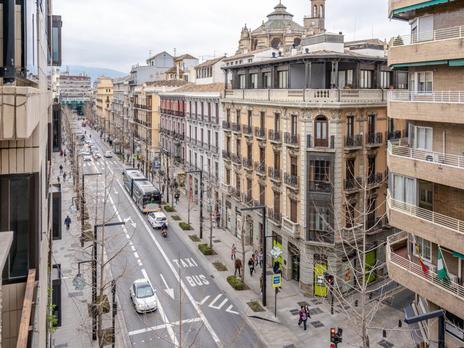 Pisos de alquiler con terraza en Granada Provincia