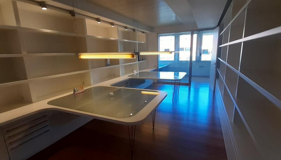 Foto 1 de Oficina de alquiler en Gran Via, 17 Ensanche - Moyua - Diputación, Bizkaia