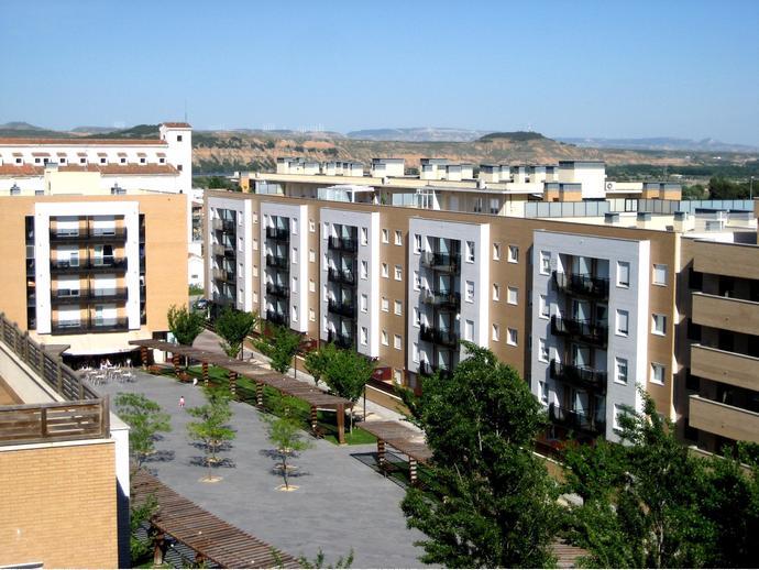 Piso en tudela en calle blanca de navarra 17 144173183 for Pisos alquiler tudela navarra