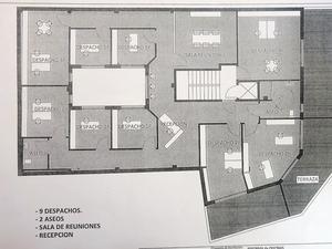 Oficinas de alquiler con terraza en España