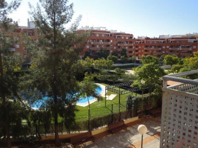 Foto 1 de Piso de alquiler en Zona Universitaria, Sevilla