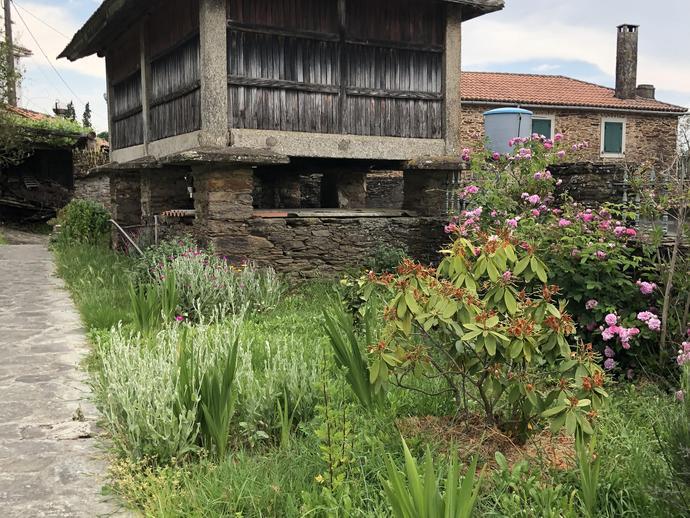 Foto 2 de Casa o chalet de alquiler en Vilar-bama Touro, A Coruña