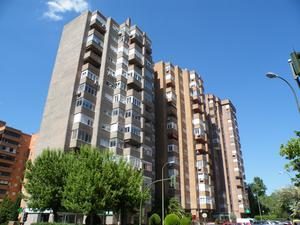 Pisos de alquiler con terraza en Madrid Capital