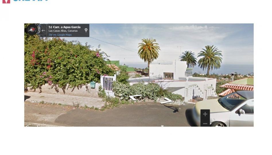 Foto 1 de Finca rústica en venta en Agua Garcia (tf 122), 38 Campo de Golf - Agua García - Juan Fernández, Santa Cruz de Tenerife