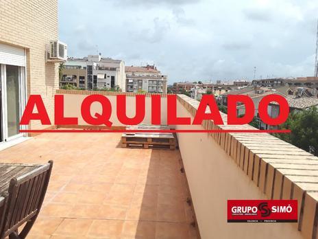 Áticos de alquiler Parking en Valencia Provincia