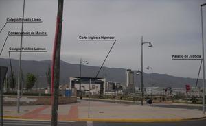 Terreno Residencial en Venta en El Ejido Ciudad - Pabellón - Estación - El Corte Inglés / Pabellón - Estación - El Corte Inglés
