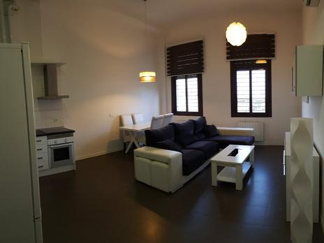 Lofts to rent with heating at España