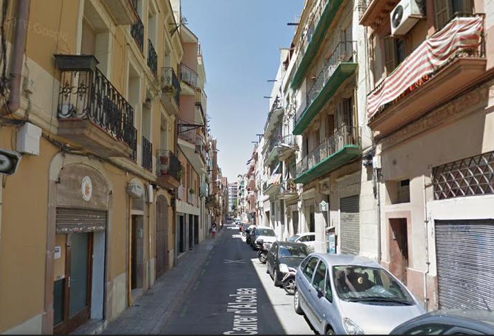 Building  Calle d'alcolea