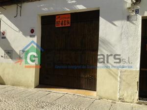 Garaje en Venta en Centro - Casco Histórico  - Ribera - San Basilio / Centro