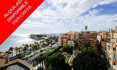 Pisos de alquiler amueblados en Alicante Provincia