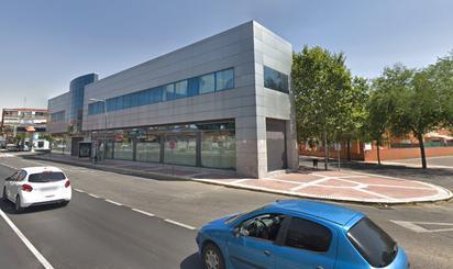 Edificio de alquiler en Humanes de Madrid