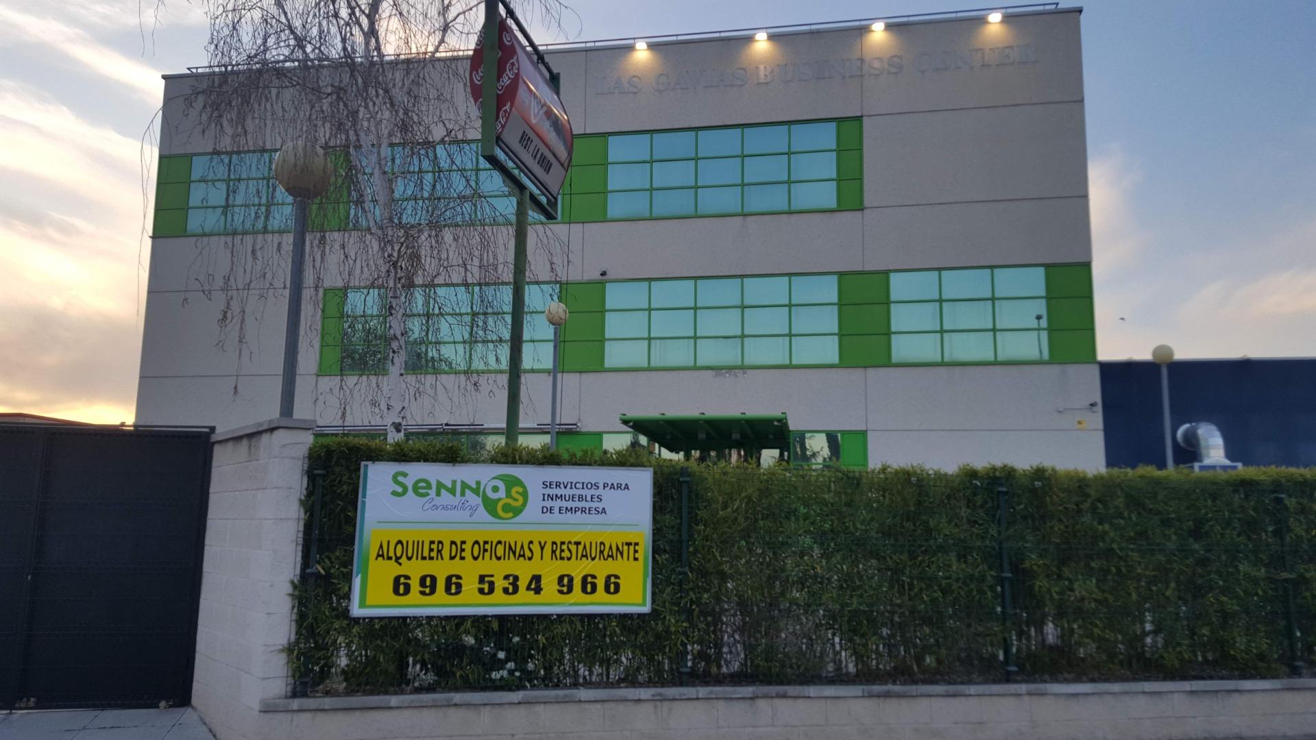 Local de alquiler en Alcalá de Henares