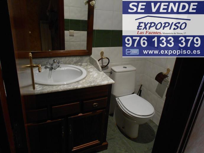 Foto 4 de Chalet en Adosado Santa Isabel / Santa Isabel - Movera,  Zaragoza Capital