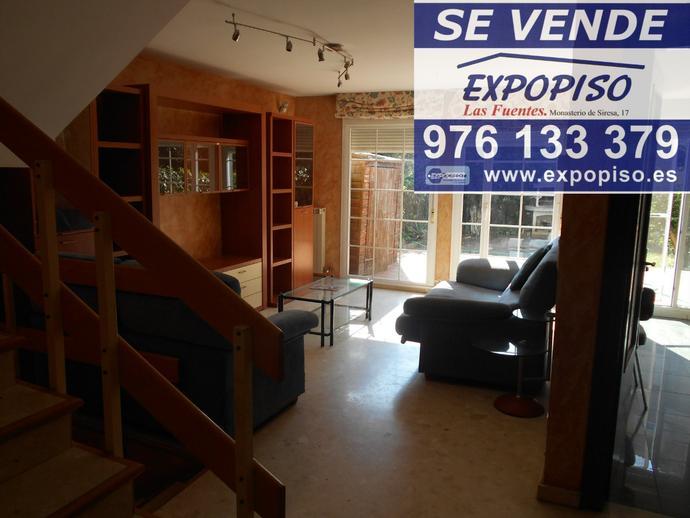 Foto 6 de Chalet en Adosado Santa Isabel / Santa Isabel - Movera,  Zaragoza Capital