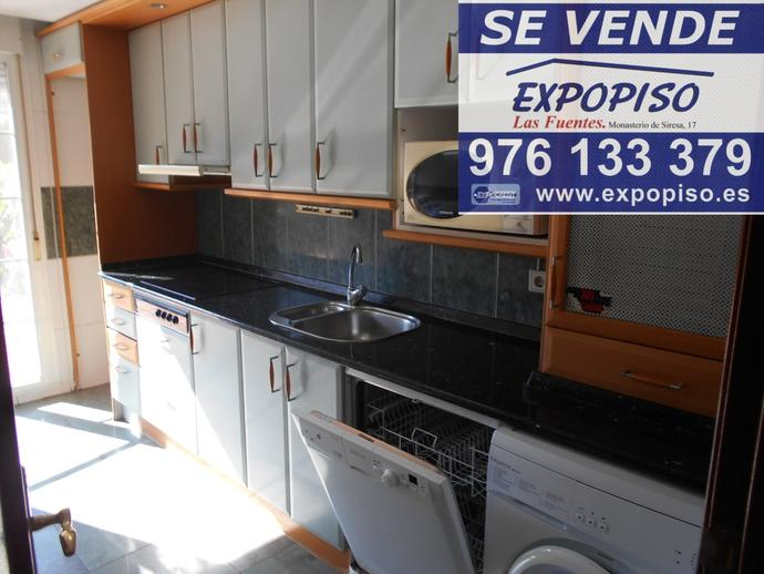 Foto 7 de Chalet en Adosado Santa Isabel / Santa Isabel - Movera,  Zaragoza Capital