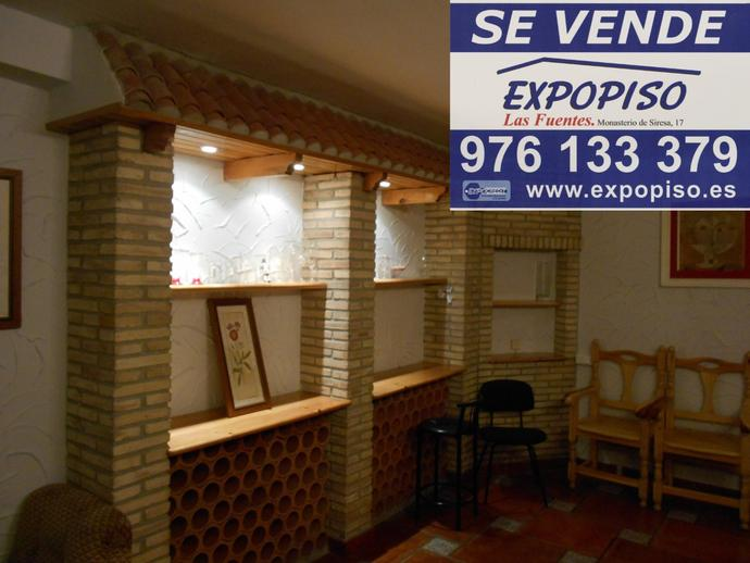 Foto 10 de Chalet en Adosado Santa Isabel / Santa Isabel - Movera,  Zaragoza Capital