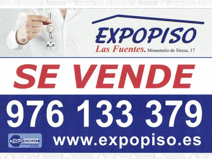 Foto 2 de Piso en Alquiler Y Venta Todos Los Sectores Valoración Gratuita / Doctor Cerrada,  Zaragoza Capital