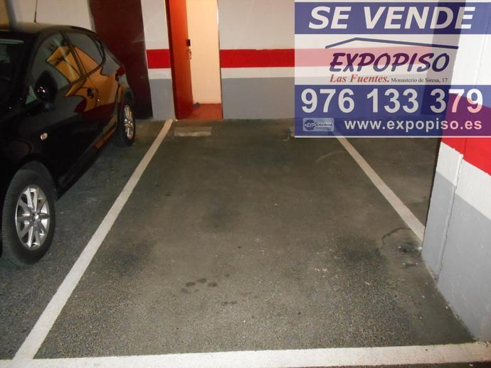 Foto 3 de Garaje en Garaje Y Trastero Avda Compromiso De Caspe 84 / Las Fuentes,  Zaragoza Capital