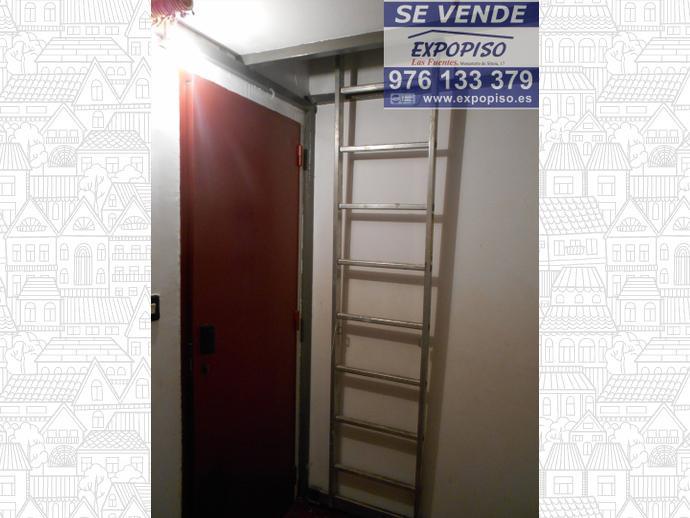 Foto 5 de Garaje en Garaje Y Trastero Avda Compromiso De Caspe 84 / Las Fuentes,  Zaragoza Capital
