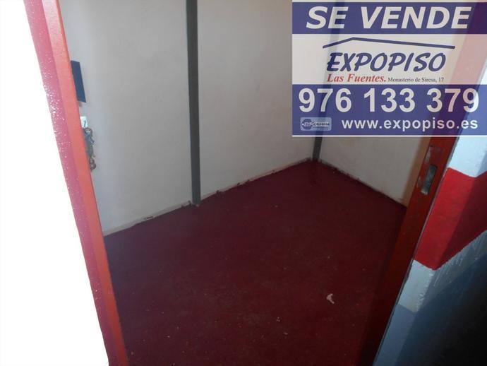 Foto 7 de Garaje en Garaje Y Trastero Avda Compromiso De Caspe 84 / Las Fuentes,  Zaragoza Capital