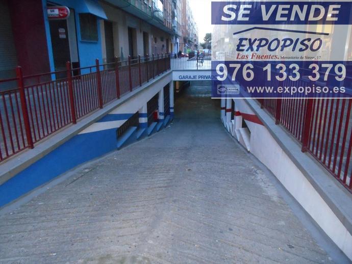 Foto 8 de Garaje en Garaje Y Trastero Avda Compromiso De Caspe 84 / Las Fuentes,  Zaragoza Capital