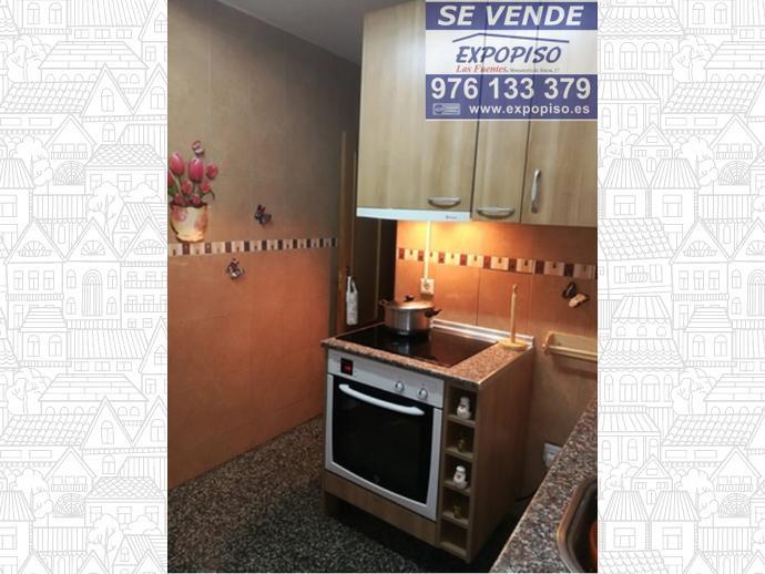 Foto 1 de Piso en Avda Compromiso De Caspe / Las Fuentes,  Zaragoza Capital