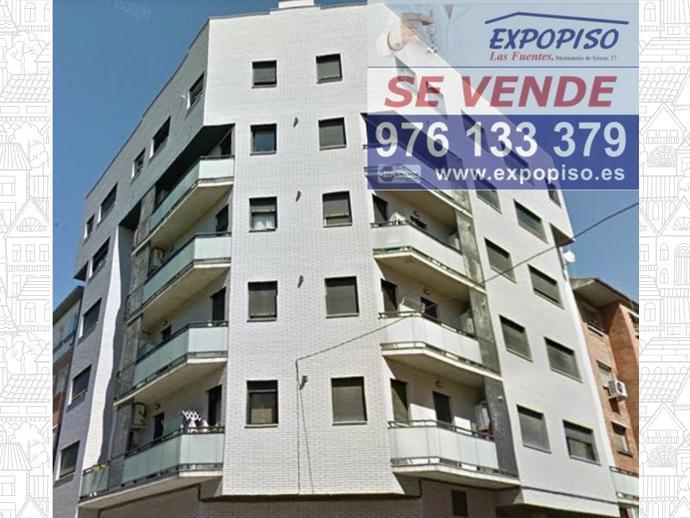 Foto 1 de Piso en Las Fuentes Seminuevo, Trastero / Las Fuentes,  Zaragoza Capital
