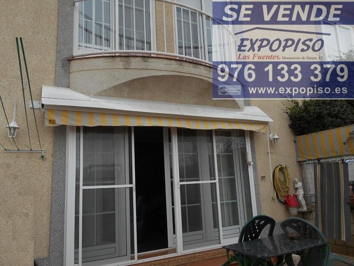 Foto 5 de Casa adosada en Adosado En  Movera / Santa Isabel - Movera,  Zaragoza Capital