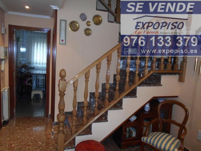 Foto 6 de Casa adosada en Adosado En  Movera / Santa Isabel - Movera,  Zaragoza Capital