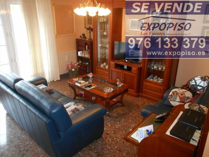 Foto 3 de Casa adosada en Adosado En  Movera / Santa Isabel - Movera,  Zaragoza Capital
