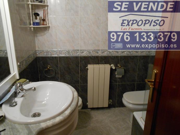 Foto 11 de Casa adosada en Adosado En  Movera / Santa Isabel - Movera,  Zaragoza Capital