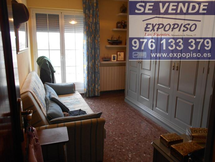 Foto 13 de Casa adosada en Adosado En  Movera / Santa Isabel - Movera,  Zaragoza Capital