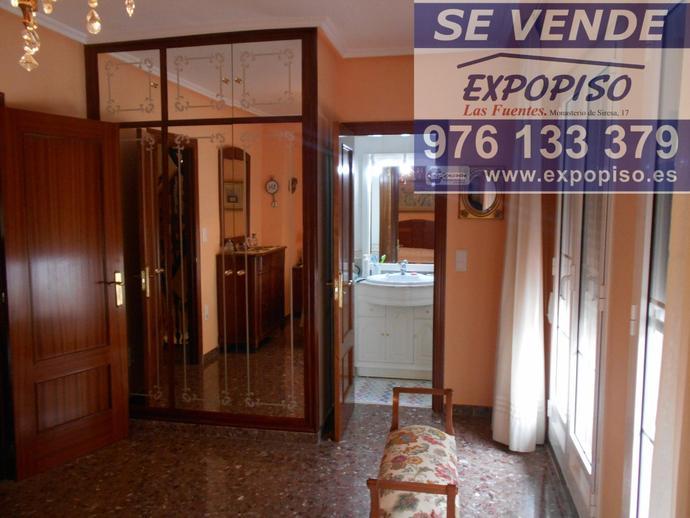 Foto 16 de Casa adosada en Adosado En  Movera / Santa Isabel - Movera,  Zaragoza Capital