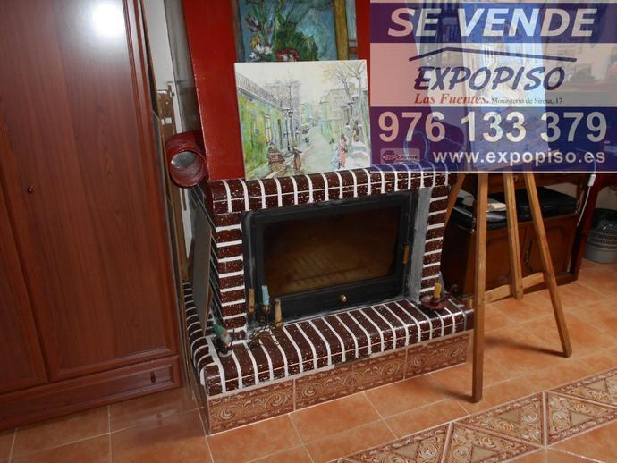 Foto 17 de Casa adosada en Adosado En  Movera / Santa Isabel - Movera,  Zaragoza Capital