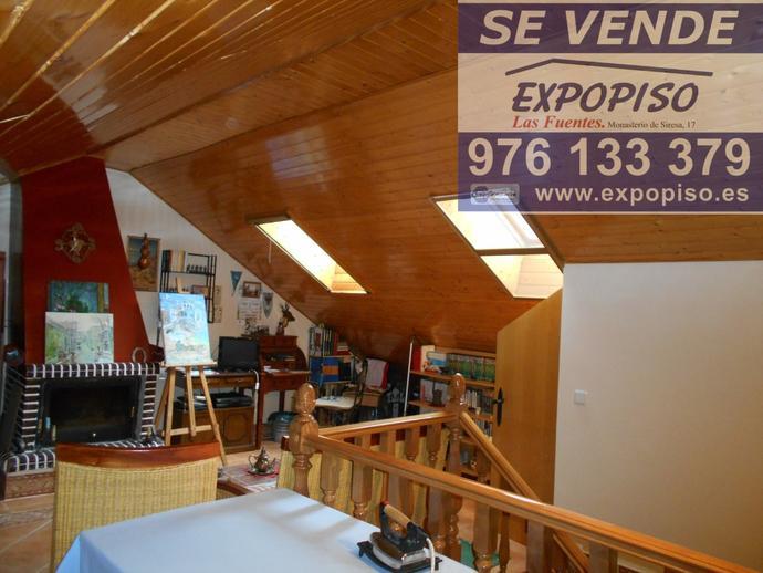 Foto 18 de Casa adosada en Adosado En  Movera / Santa Isabel - Movera,  Zaragoza Capital
